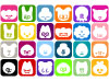 All-in-the-Family 24-Pack Chat Icons